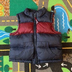 Gymboree Puffer Vest 6-12 Months